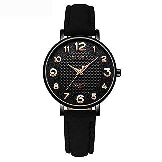 Frauen-Kristall-Uhren-Luxus-Mode-DENGQIN-Leder-Band-Edelstahl-Quarz-Analog-Armbanduhr-Javpoo