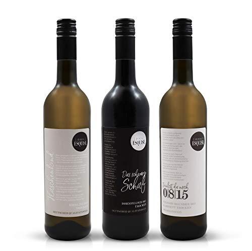 Das-schwarze-Schaf-Dornfelder-QbA-Rotwein-Flaschenkind-Riesling-QbA-Weisswein-Trinkst-du-noch-0815-Weissburgunder-QmP-Weisswein-Rheinhessen-075-l-individuelle-besondere-Winzerweine