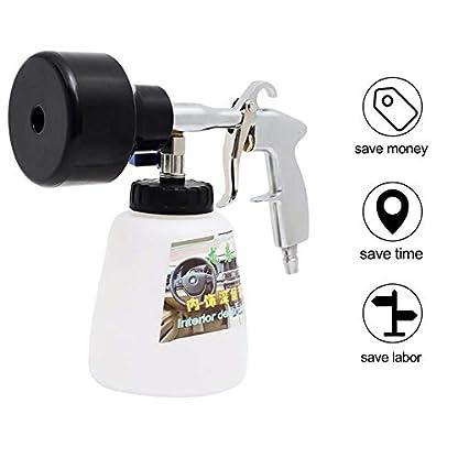 HoneybeeLY-Multifunktions-Hochdruckreiniger-Tornado-Auto-Schaum-Waschwerkzeuge-Reinigungs-Schaum-Topf-Reinigungs-Dsen-Sprher-Gewehr-Hauptreinigung
