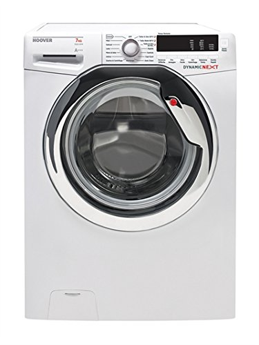 Hoover-DXC-37-autonome-Belastung-Bevor-7-kg-1300trmin-A-Wei-Waschmaschine–Waschmaschinen-autonome-bevor-Belastung-wei-links-Knpfe-drehbar-7-kg