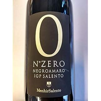 MENHIR-N-Zero-Negroamaro-IGT-2012-075-L-rot-trocken-14-Vol-Italien