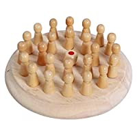 Aemiy-Kinder-Holz-Memory-Match-Stick-Schachspiel-Lernspielzeug-Eltern-Kind-Interaktion-Spielzeug