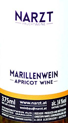 Aprikosenwein-Marillenwein
