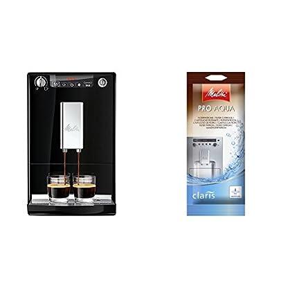 Melitta-Caffeo-Solo-E950-101-Schlanker-Kaffeevollautomat-mit-Vorbrhfunktion15-BarLED-Displayhhenverstellbarer-192830-Filterpatrone-fr-Kaffeevollautomaten-1-Patrone