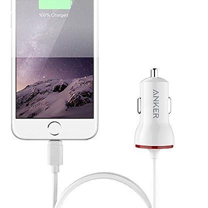 Anker-PowerDrive-12W-Auto-Ladegert-mit-Kabel-und-Lightning-Stecker-Apple-MFi-Zertifiziert-Kfz-Ladegert-fr-iPhone-88-PlusiPhone-X-7-6s-SE-iPad-Air-und-weitere