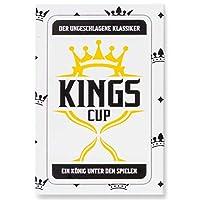 Kings-Cup-Party-Trinkspiel-Das-Original-Saufspiel-in-der-20-Kartenspiel-Partyspiel-Edition-mit-52-Karten-Erweiterung