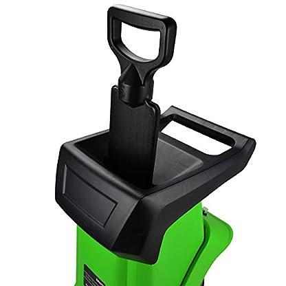 Elektro-Garten-Hcksler-Messerhcksler-Holz-Schredder-2500W-Aststrke-bis-40mmROZ-G75