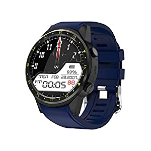 ZUEN-Blue-Smart-Watch-GPS-Positioning-Heart-Rate-Monitoring-Altitude-Pressure-Outdoor-Phone-Watch-Echtzeit-HheTemperaturGeschwindigkeit