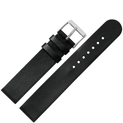 MARBURGER-Uhrenarmband-18mm-Leder-Schwarz-Uhrband-Set-2721810000120