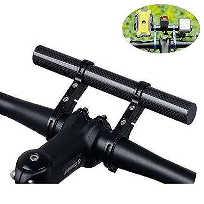 Homeet-Fahrrad-Extender-Halterung-Taschenlampe-Fahrradlenker-Halterungen-Zubehr-Extender-Halterung-20CM-fr-Fahrrad-Licht-Tacho-GPS-Gerte-Sport-Kamera-oder-Smartphones