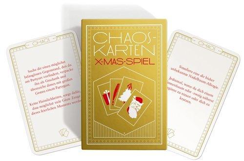 Kartenspiel-Partyspiel-Chaos-Karten-Weihnachten-X-Mas-Spiel