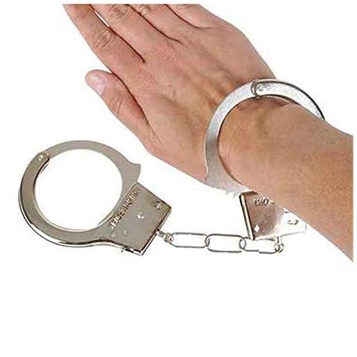 Contever-Handschellen-Polizei-Spielzeug-Polizei-Rolle-Spielen-Spielzeug-Cosplay-Halloween-Party-Requisiten-Kinder-Spielen-Spielzeug