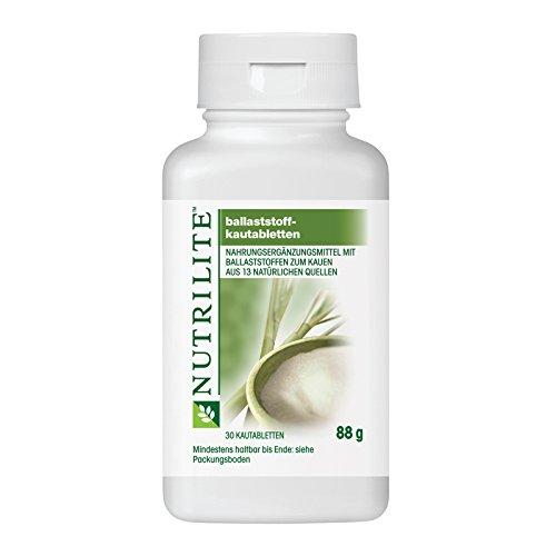 Ballaststoff-Kautabletten NUTRILITE™ – 30 Tabletten / 88 g – Amway