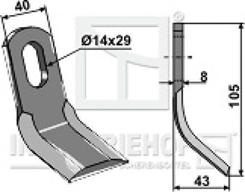 Y-Messer-Mulchmesser-63-FEI-15-passend-fr-Howard-Ferri-Orsi-Mulcher