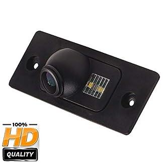 HD-1280x720p-Farbkamera-Wasserdicht-Rckfahrkamera-kennzeichenbeleuchtung-Kamera-KFZ-mit-Einparkhilfe-Nachtsicht-fr-Caddy-MK4-Golf-4-R32-Passat-B5-B6-Golf-IV-Plus-Sharan-Touran-T5-Superb-I