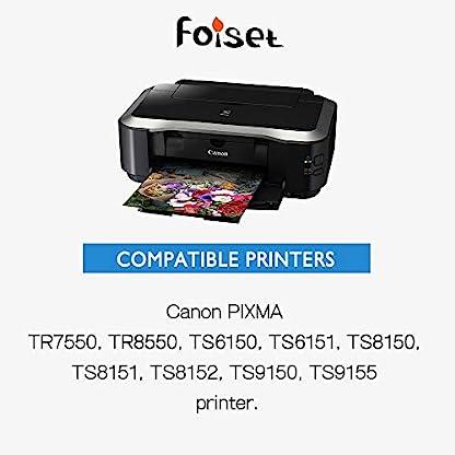 Foiset-580XXL-581XXL-Tintenpatrone-Ersatz-fr-Canon-PGI-580XXL-CLI-581XXL-Kompatibel-mit-Canon-TR7550-TR8550-TS6150-TS6151-TS8151-TS8152-TS9150-TS9155-Drucker-PGBKSchwarzCyanMagentaGelb