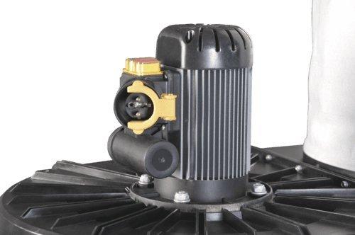 Scheppach-5904410901-HckslerElektro-Gartenhcksler-GS45-ideal-zum-Hckseln-von-Struchern-oder-sten-langlebige-Wendemesser-berlastschutz-24-kW-Motor-max-Aststrke-45-mm