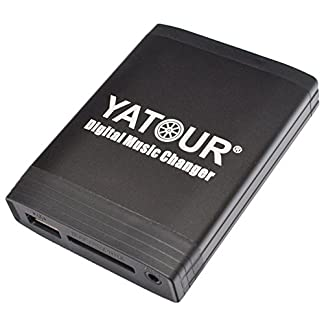 Yatour-YT-M06-VW12-Adapter-fr-USB-SD-AUX-fr-VW-Audi-Seat-und-Skoda-12-Pin-Autoradio-CD-Wechsler-MP3-Player-audio
