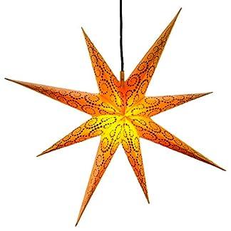 Weihnachtsstern–75-cm-gelb-mit-Glitter-Adventsstern-mit-Beleuchtung-wetterfest-auen-von-Gartenpirat