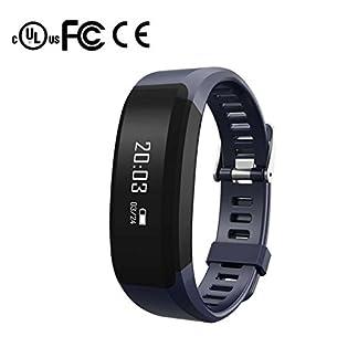 Fitness-Armbnder-mit-PulsmesserSmart-Fitness-TrackerSchlafmonitor-Kalorienzhler-Vibrationsalarm-Anruf-SMS-Whatsapp-Beachten-Smart-Uhr-Freisprechen-Anrufe-Funktionfr-AndroidIOSSamsungHuawei