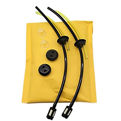 AutoDog-Universal-2x-Benzinfilter-kit-Benzinschlauch-Dichtung-fr-Freischneider-Trimmer-Mower-Motorsense-Heckenschere-Hochentaster