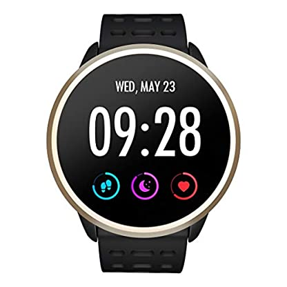A-Artist-Bluetooth-Smartwatch-Fitness-Uhr-Intelligente-Armbanduhr-Fitness-Tracker-Smart-Watch-Sport-Uhr-Schrittzhler-Schlaftracker-Romte-Capture-Kompatibel-mit-Android-Smartphone