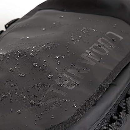 Steinwood-Waterproof-Duffle-Dry-Bag-Multifunktions-Rucksack-Outdoor-Reisetasche-Weekender-wasserdicht-mit-Rucksack-Funktion-und-Taschen-fr-Zubehr