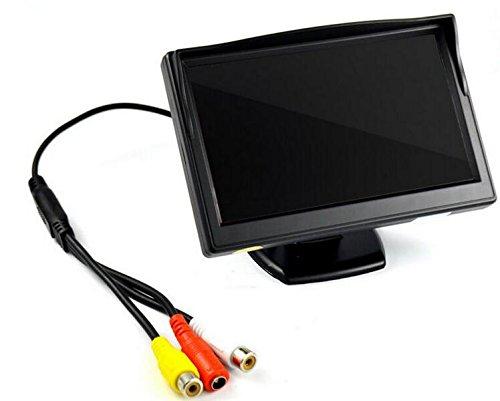 BW-Hochauflsender-Auto-TFT-LCD-Monitor