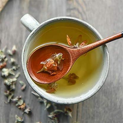 Chinesischer-Krutertee-Jasminbltentee-Neuer-Dufttee-Gesundheitspflege-Blumentee-Gesundes-grnes-Essen
