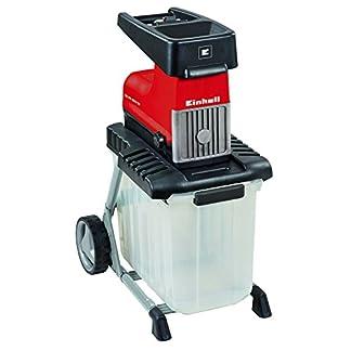 Einhell-Elektro-Leisehcksler-GC-RS-2845-CB-2300-Watt-max-45-mm-Aststrke-inkl-60-l-Fangbox