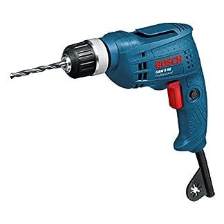Bosch-Professional-GBM-6-RE-350-W-Nennaufnahmeleistung-15-mm-Bohr–Holz-65-mm-Bohr–Stahl-Schnellspannbohrfutter-10-mm