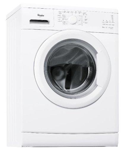 Whirlpool-AWS-6100-autonome-Belastung-vor-6-kg-1000trmin-A-wei-Waschmaschine–Waschmaschinen-autonome-bevor-Belastung-wei-links-Edelstahl-Wei
