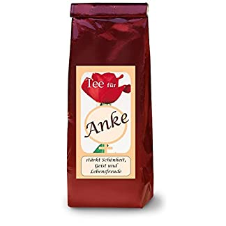 Anke-Namenstee-Frchtetee