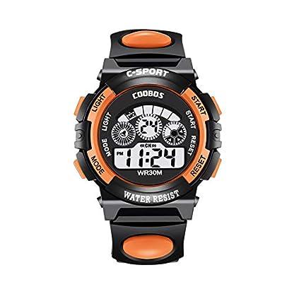 Souarts-Junge-Mdchen-Armbanduhr-Digital-Display-Sport-Uhr-LED-Wecker-Kalender-Stoppuhr-Wasserdichte-Uhr