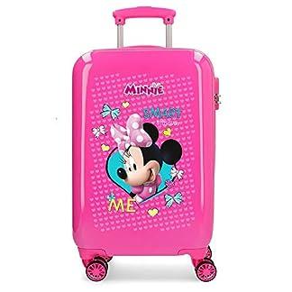 Disney-Happy-Helpers-Kindergepck-55-cm-33-liters-Pink-Rosa