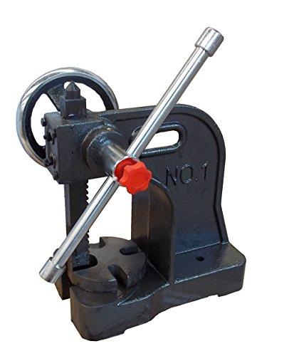 ABS-Import-Pro-Serie-Gusseisen-Arbor-Druckmaschinen-verschiedene-Kapazitt-12-Tonnen-bis-3-Tonnen