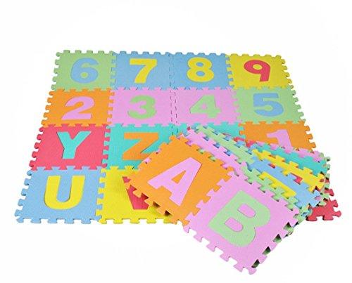 NEU-Lernmatte-BIG-PUZZLE-72-Elemente-Buchstaben-Zahlen-Spielmatte-Alphabet-Lernspielzeug-Puzzlematte-Schaumpuzzle-Bodenpuzzle-Spielteppich-fr-Kinder