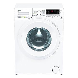 Beko-WYA-71483-LE-Waschmaschine-Frontlader-A-1400-UpM-7kg-wei-Mengenautomatik-Watersafe-Aquawave-Schontrommel-besonders-leise