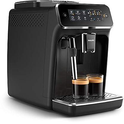 Philips-2200-Serie-EP322140-Kaffeevollautomat-SensorTouch-Benutzeroberflche-schwarzklavierlack-schwarz