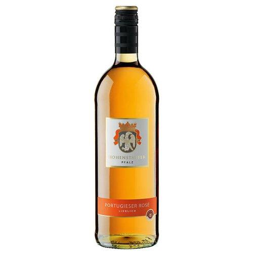 6-Flaschen-Hohenstaufer-Hohenstaufer-Portugieser-Ros-QbA-Roswein-lieblich-a-10L