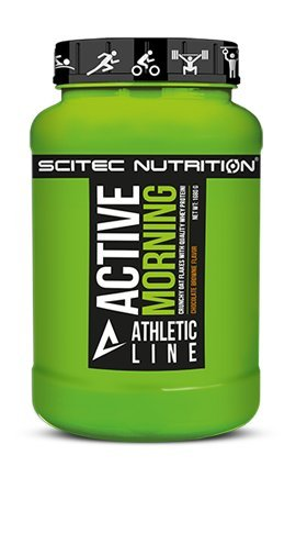Scitec Nutrition FUNCTIONAL FOOD Active Morning, Schokolade, 1680 g