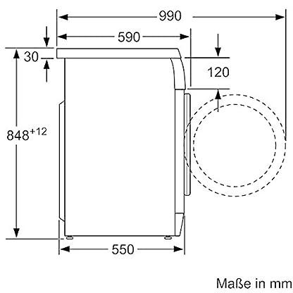 Siemens-WM14E4G7-Wei-Waschvollautomat-A-7kg-1400