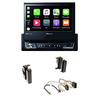 Pioneer-AVH-Z7200DAB-DVD-Bluetooth-DAB-USB-MP3-Autoradio-fr-Audi-A4-B5-bis-99-A6-C4-bis-97-A8-D2-bis-99