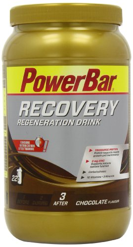 Powerbar Recovery Regenaration Drink (1210g) Chocolate