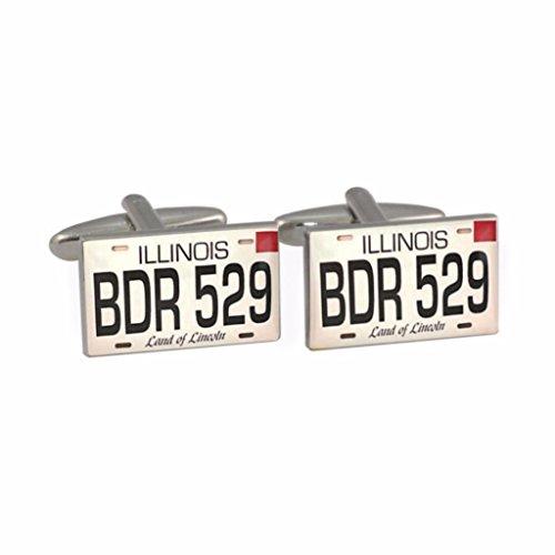 BDR 529Auto Teller Manschettenknöpfe