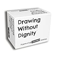 Drawing-Without-Dignity-Ein-Erwachsener-Party-Spiel