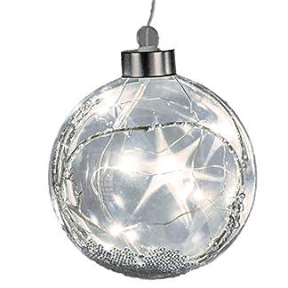 formano-Christbaumkugel-Christbaumdeko-LED-Glas-Kugel-mit-Timerfunktion-Fensterdeko-Christbaumschmuck-Deko-Hnger-klar-12–Weihnachtsbaumschmuck