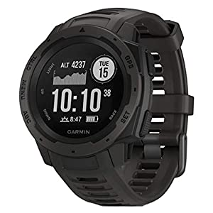 Garmin-GPS-Multisportuhr-Instinct