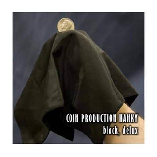 Coin-Production-Hanky-Magie-mit-Tuch-Zaubertricks-und-Magie