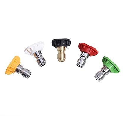 AFfeco-Hochdruckreiniger-Spritzdse-Verschiedene-Grad-5-Stck